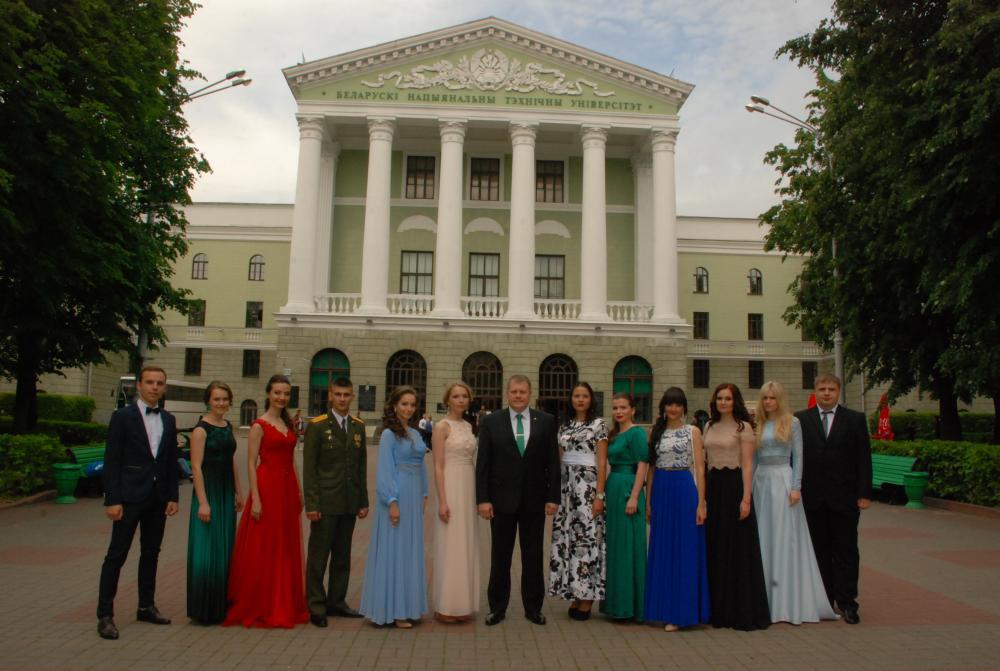 Республиканский бал выпускников 2017 года