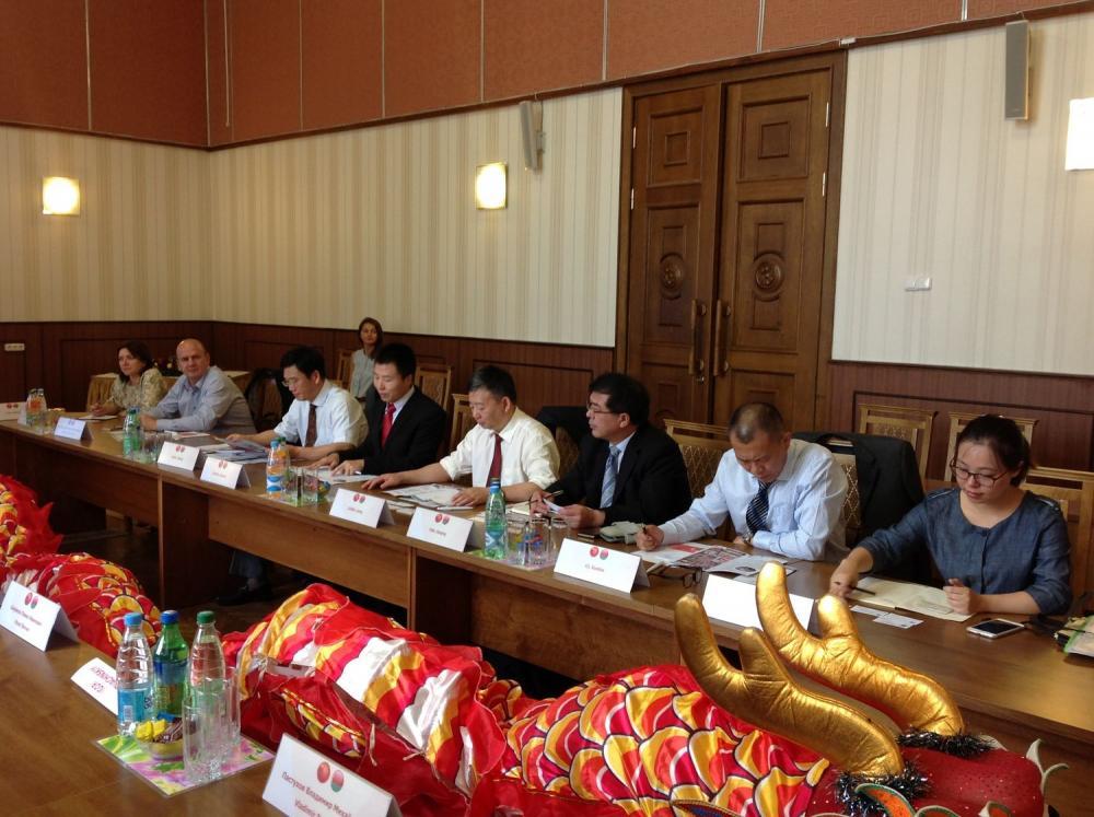 Белорусский национальный технический университет принял делегацию Хефейского технологического университета
