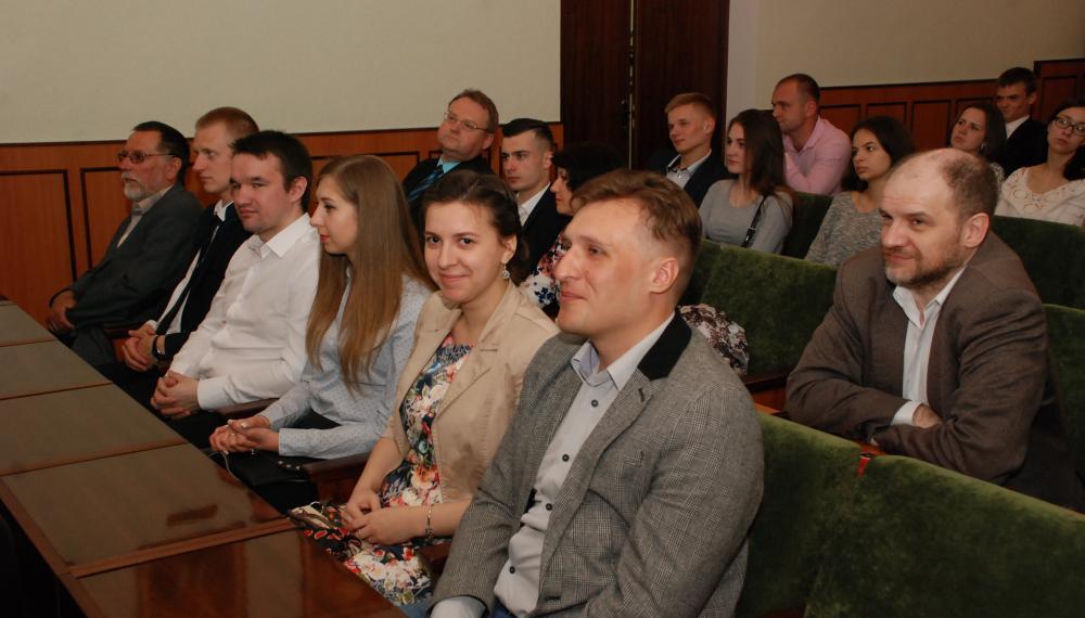 Торжественное вручение наград специального фонда Президента Республики Беларусь по социальной поддержке одаренных учащихся и студентов