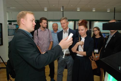 Развитие взаимоотношений с университетами Германии