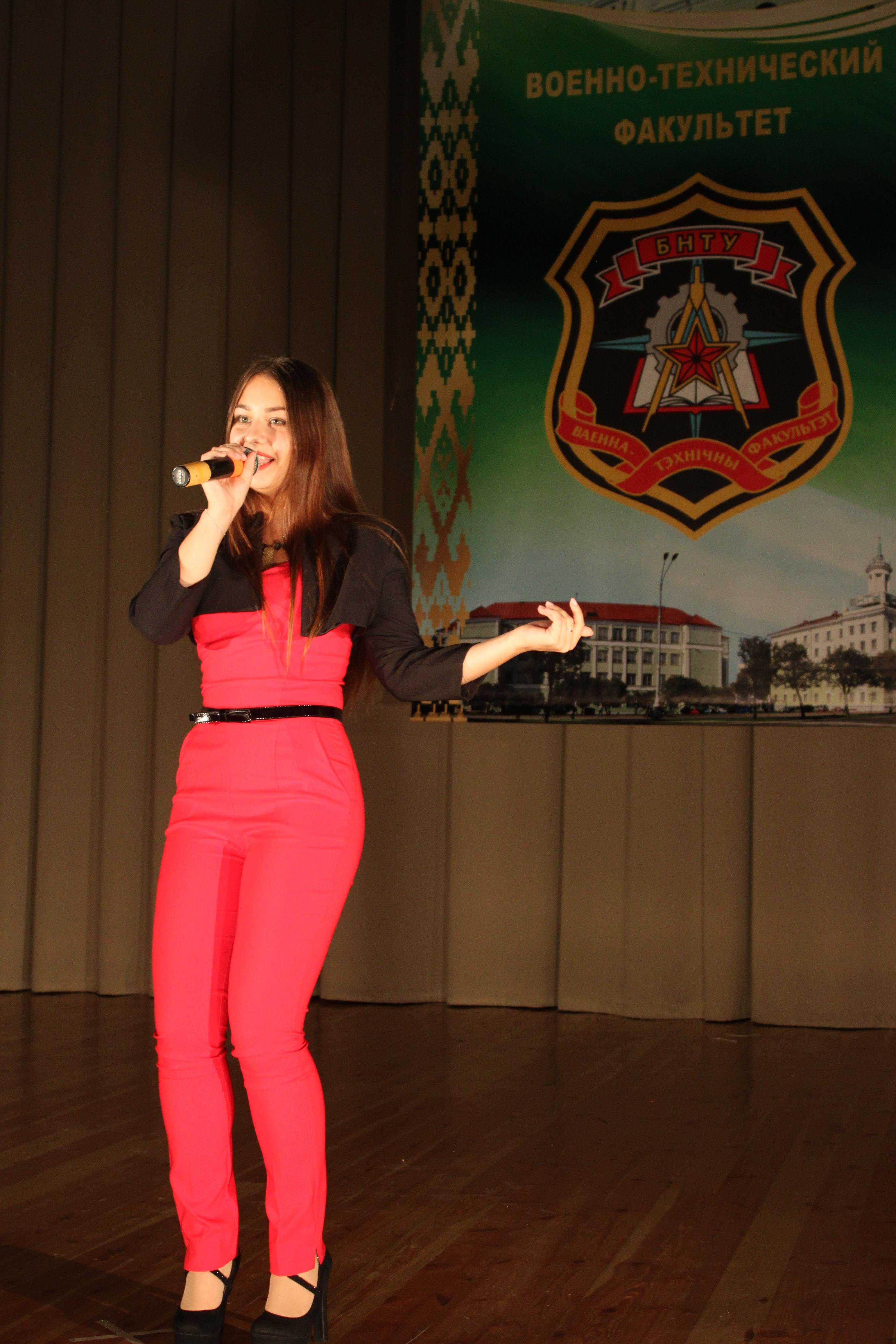 Милана Демидович подарила отличное настроение
