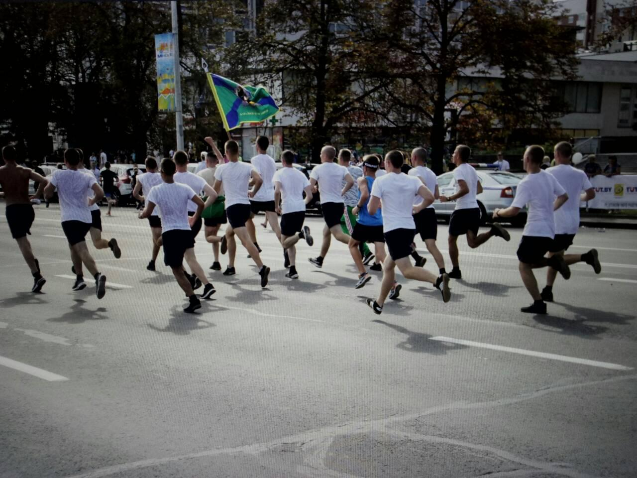 «Минский полумарафон – 2018»
