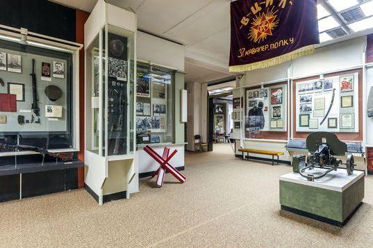 Экскурсия в музей военной истории
