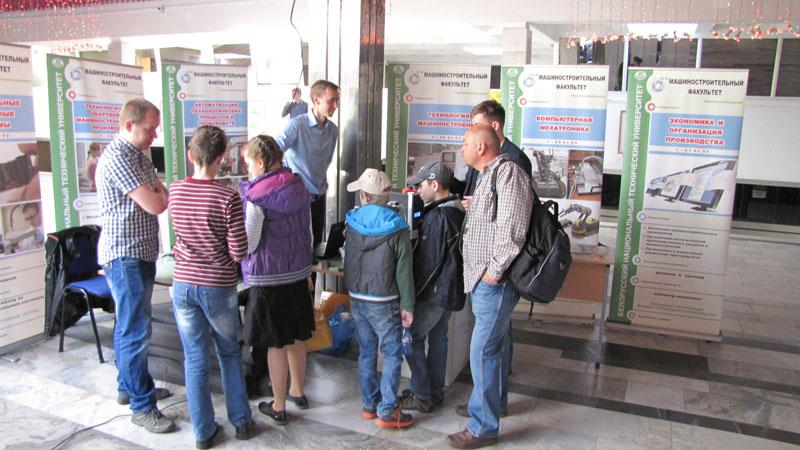 1st Belarusian Robotics Festival Sheduled for September 16-18