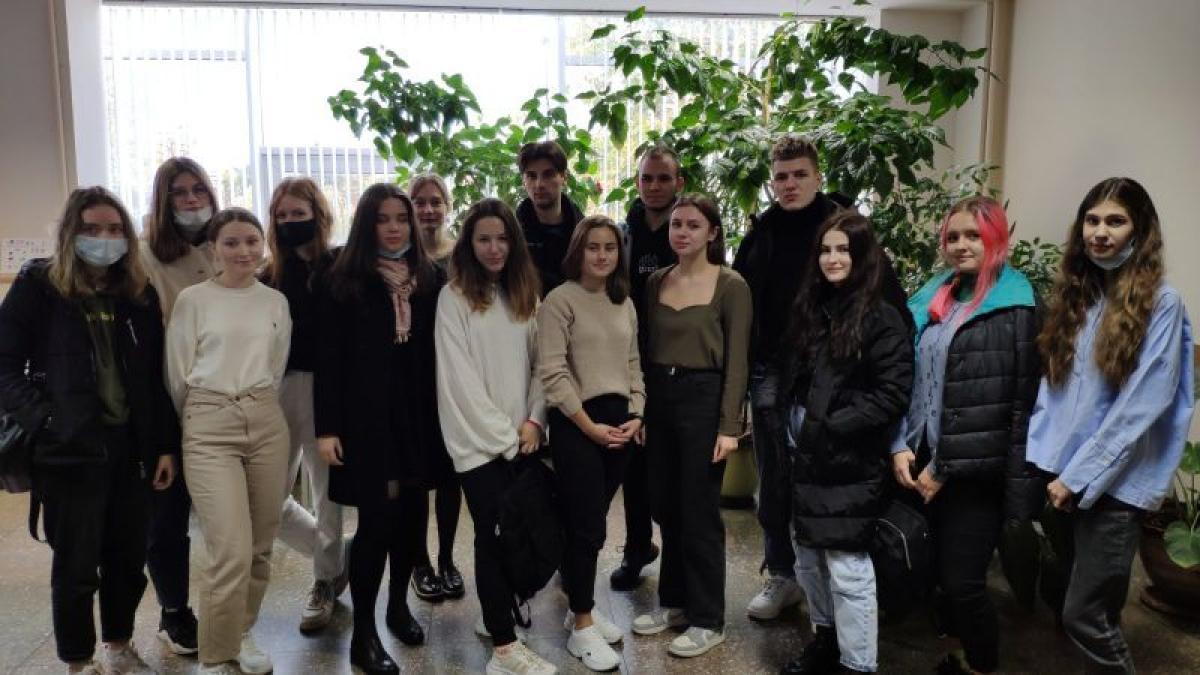 Студенты кафедры «Экономика и логистика» БНТУ на молодежном экологическом фестивале в БГЭУ