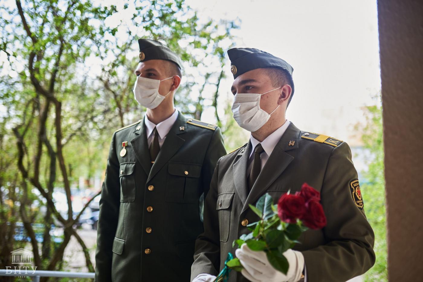 В Белорусском национальном техническом университете стартовали мероприятия, приуроченные ко Дню Победы