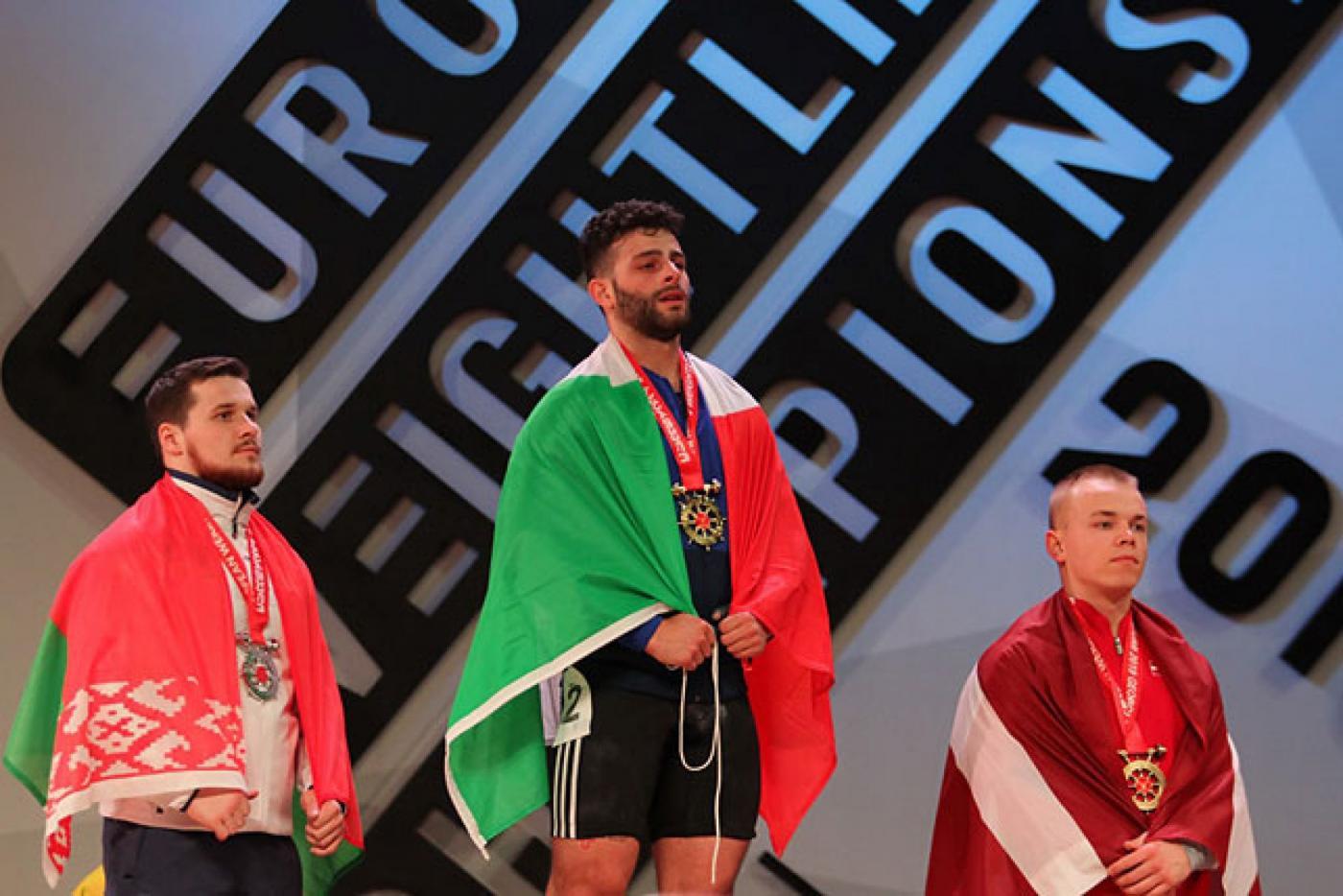 Призер чемпионатов Европы Петр Асаенок о том, как совмещать учебу и спорт