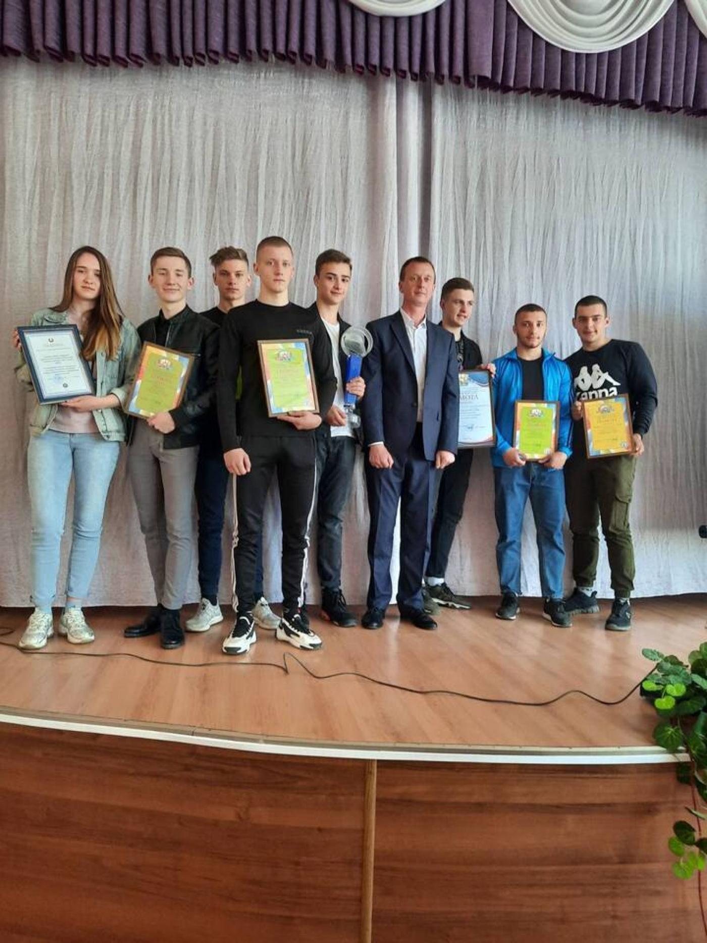Церемония чествования победителей конкурса «Студенты. Безопасность. Будущее» в СГГХК