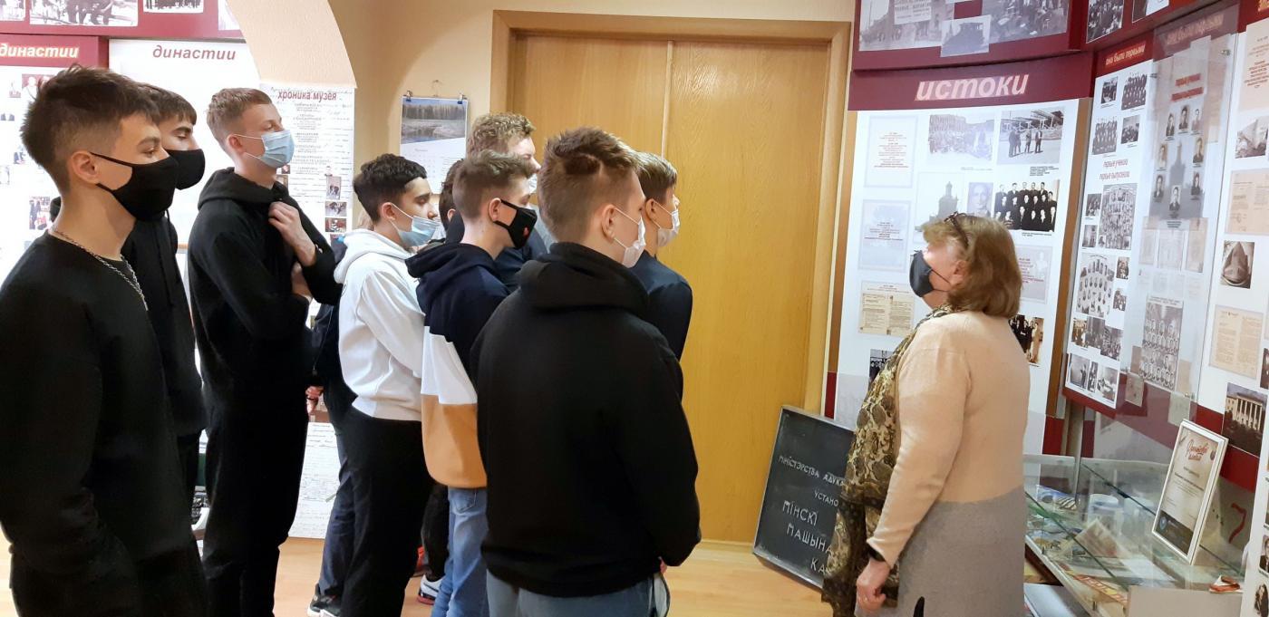 Встречи в музее МГМК