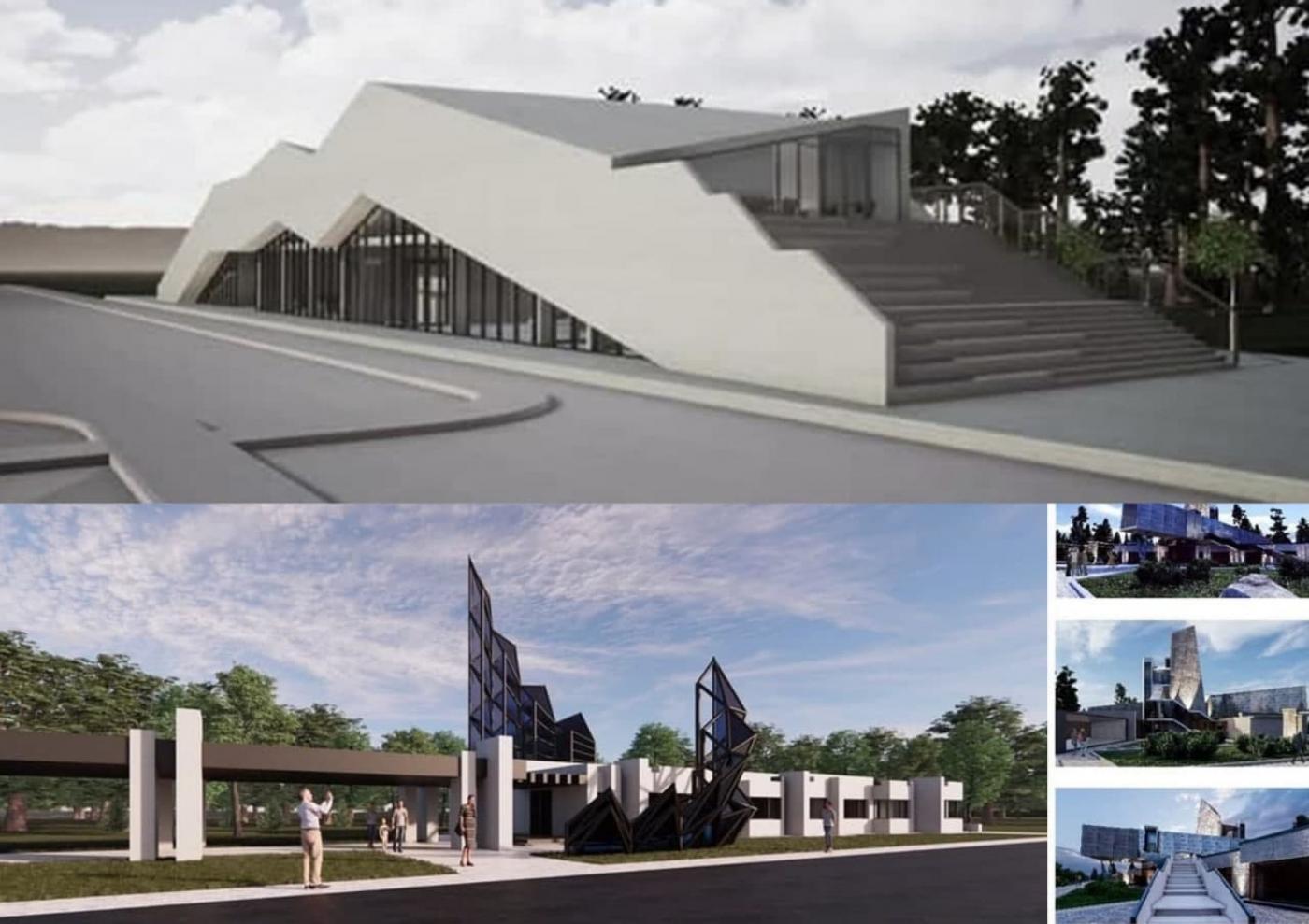 БНТУ: лучшие музейные проекты на тему «Хатынь»