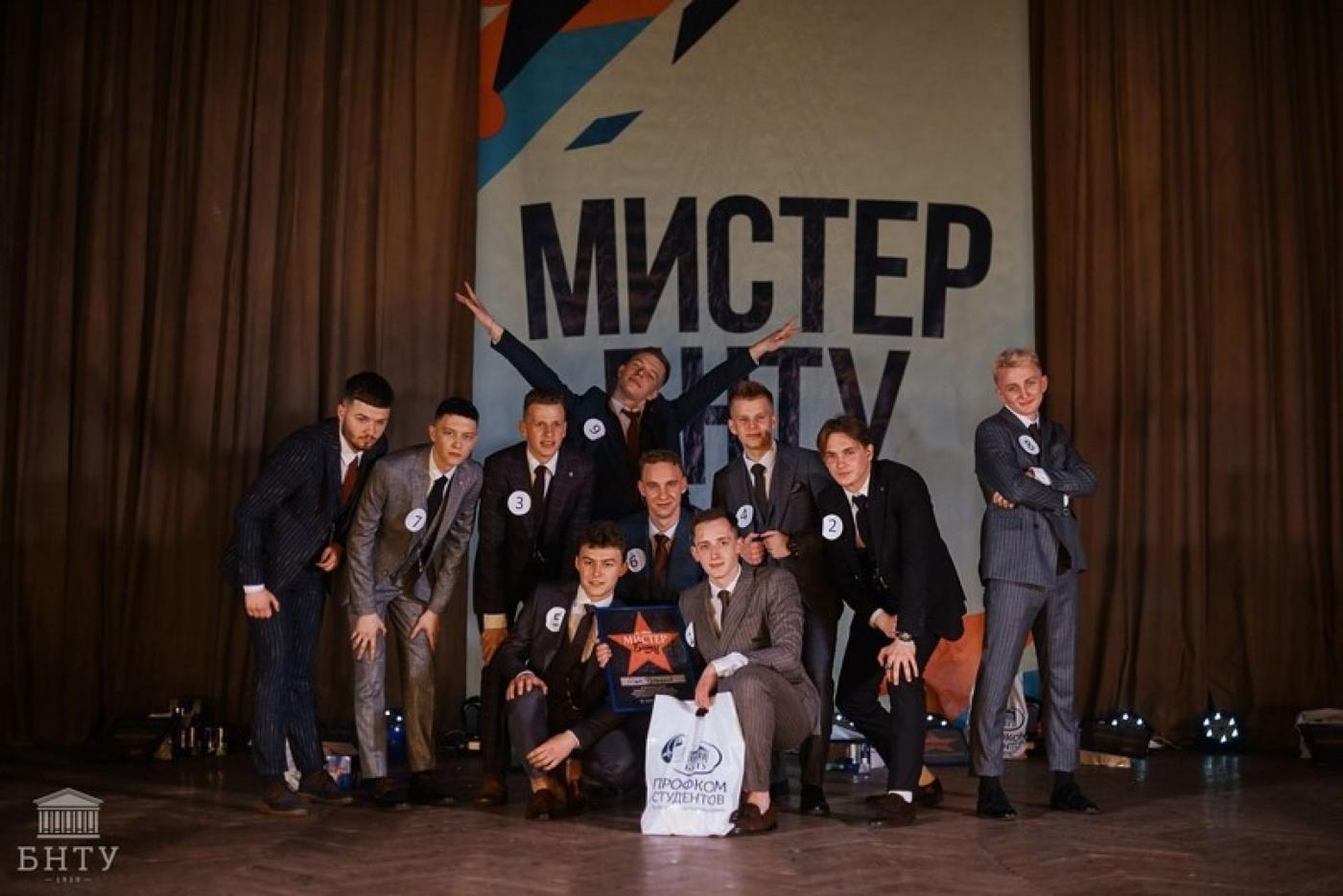 Мистер БНТУ – 2021. Впечатления конкурсантов ПСФ