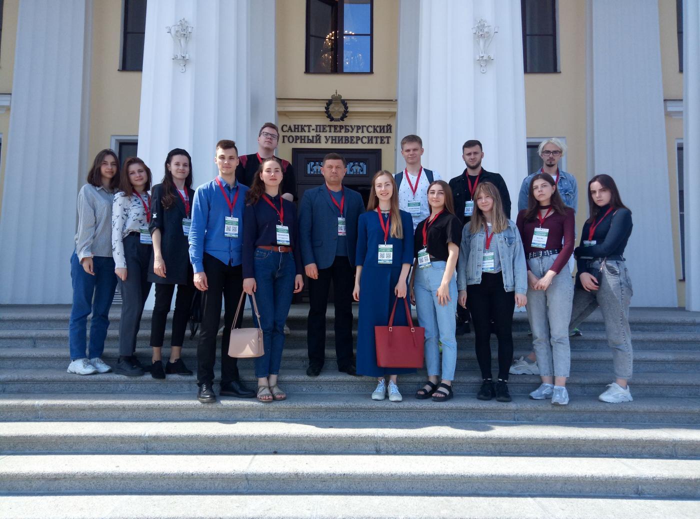 Делегация БНТУ в Санкт-Петербурге на международном форуме под эгидой ЮНЕСКО