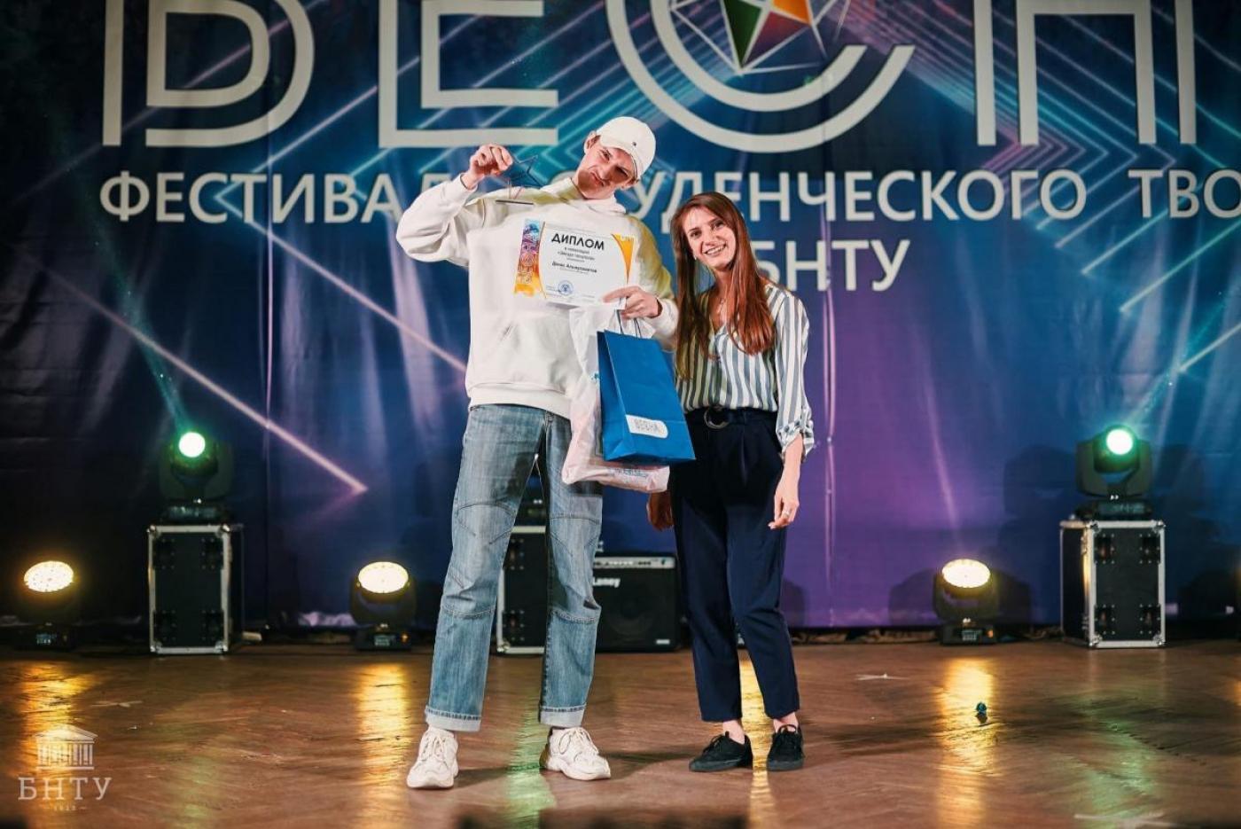 Главный танцор ПСФ – Денис Альмухаметов