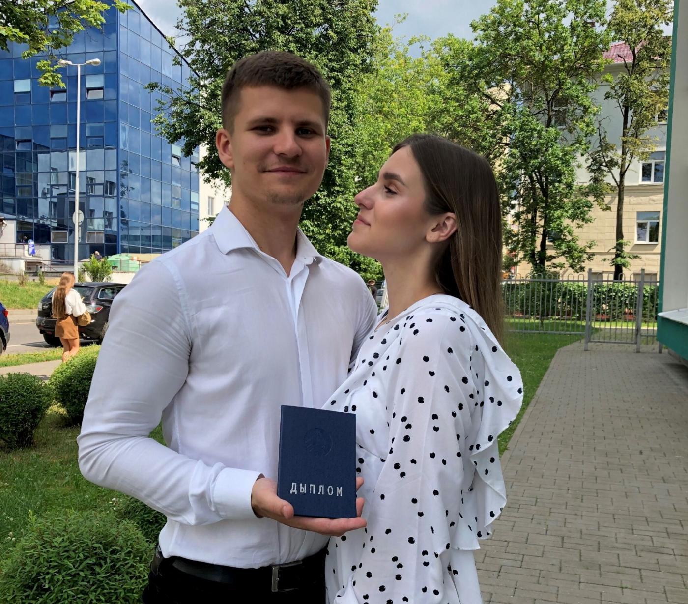 О специальности «Бизнес-администрирование» рассказывает новоиспеченный выпускник Иван Ставер