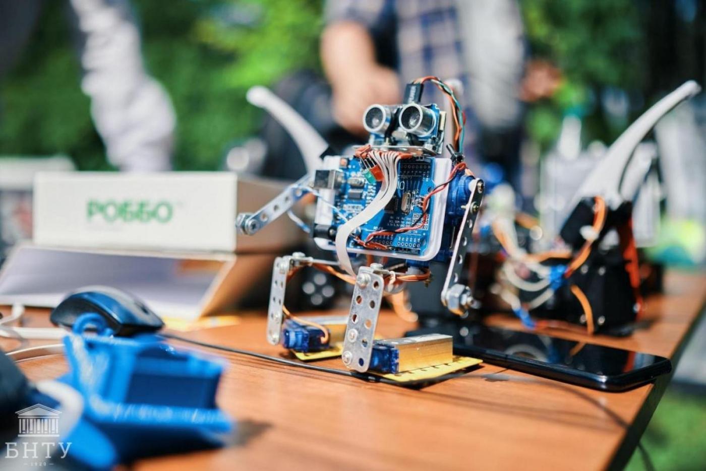 Машиностроительный факультет на фестивале «Букидс 2.0»