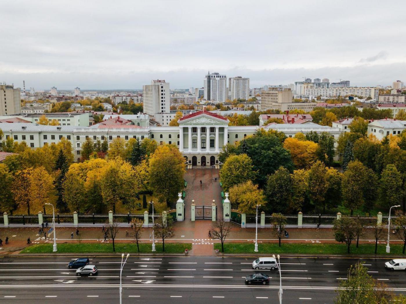 БНТУ в эфире главного телеканала страны!