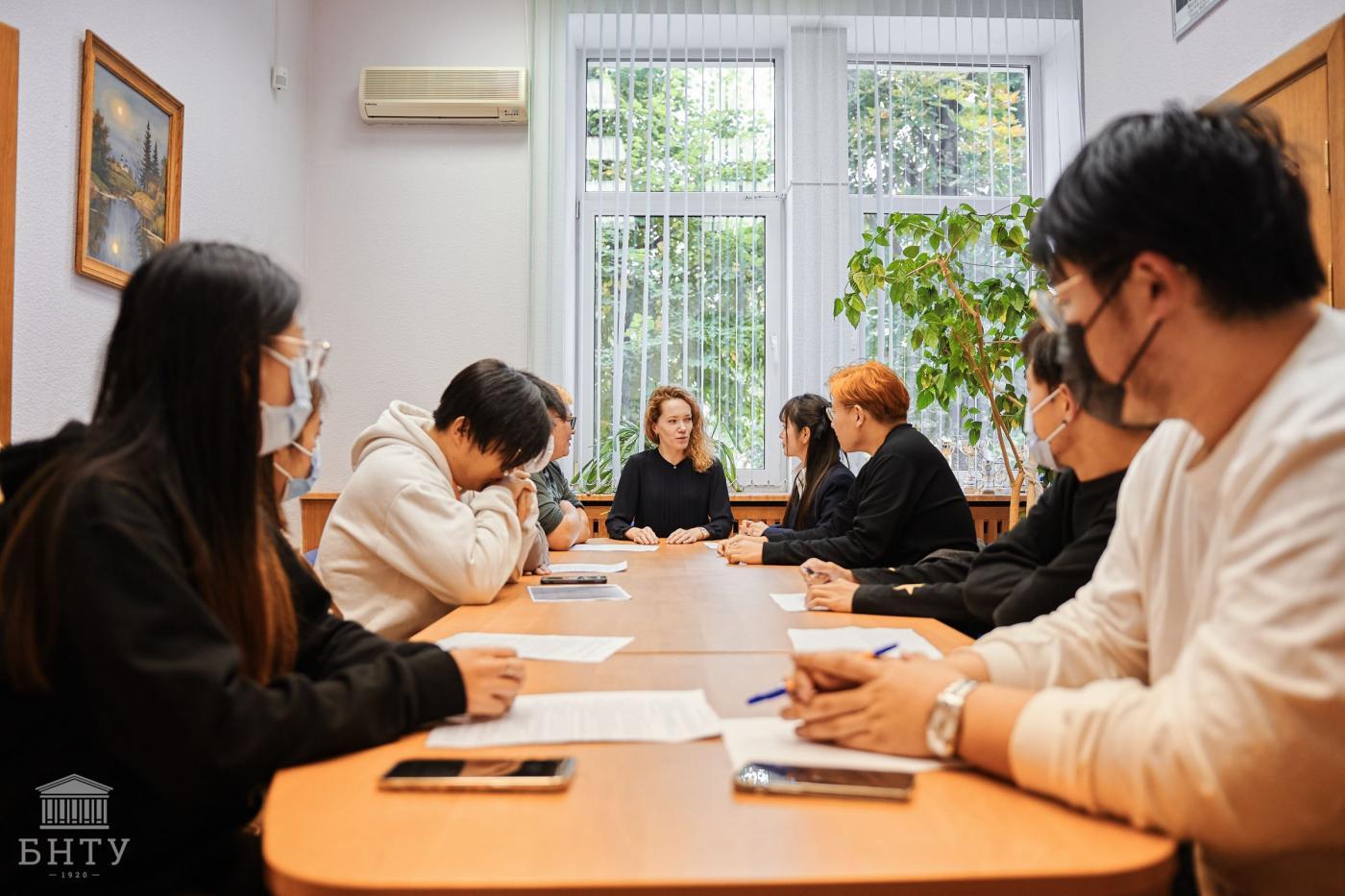 Англоязычная магистратура для студентов из Китая. С новым учебным годом!