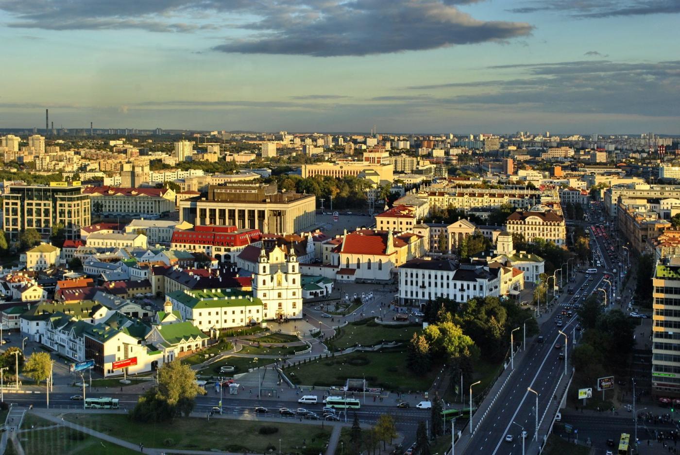 Минск разнообразный. Путеводитель для первокурсников по архитектурным достопримечательностям столицы