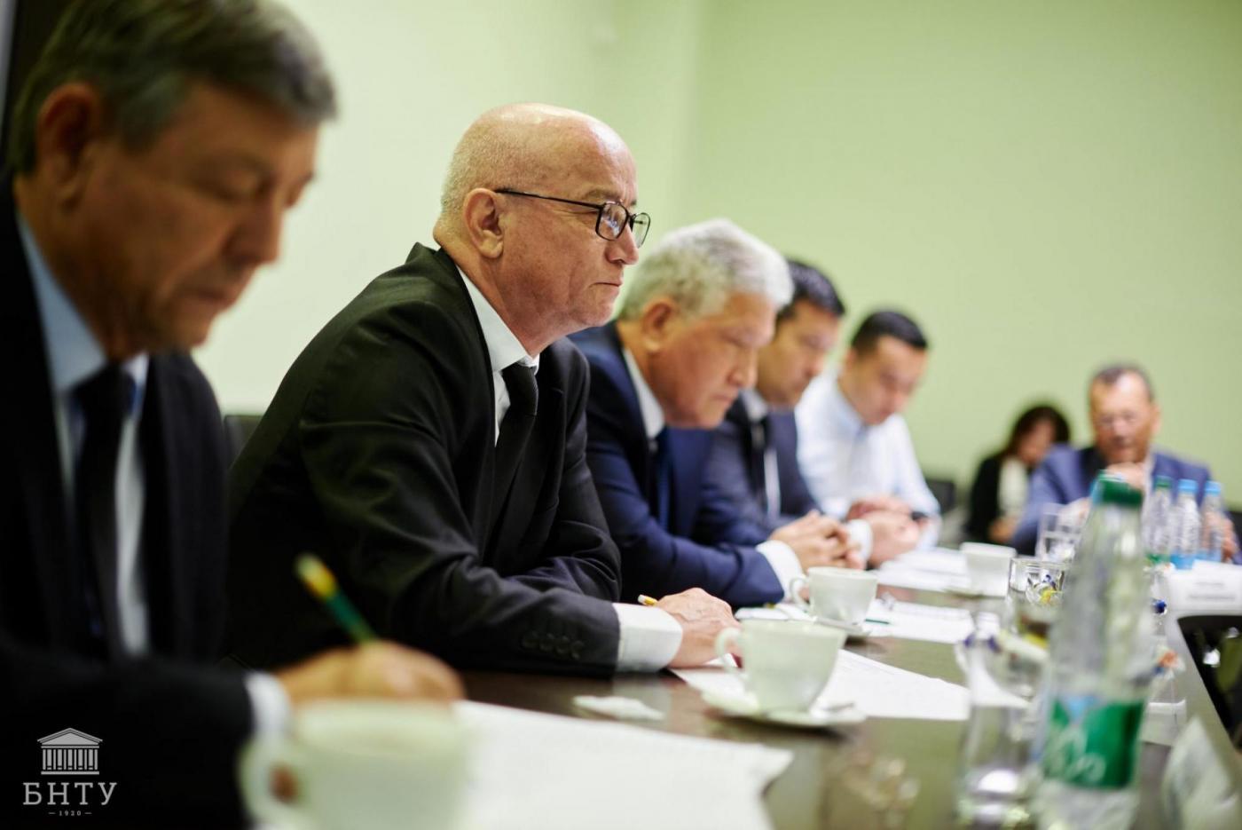 «Уверены, что все получится в совместной работе!» БНТУ посетили делегации двух вузов Республики Узбекистан