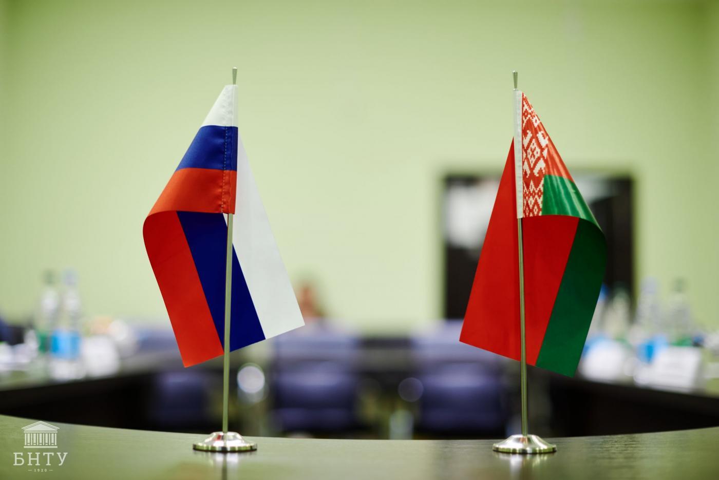Встреча представителя Волгоградской области с сотрудниками БНТУ