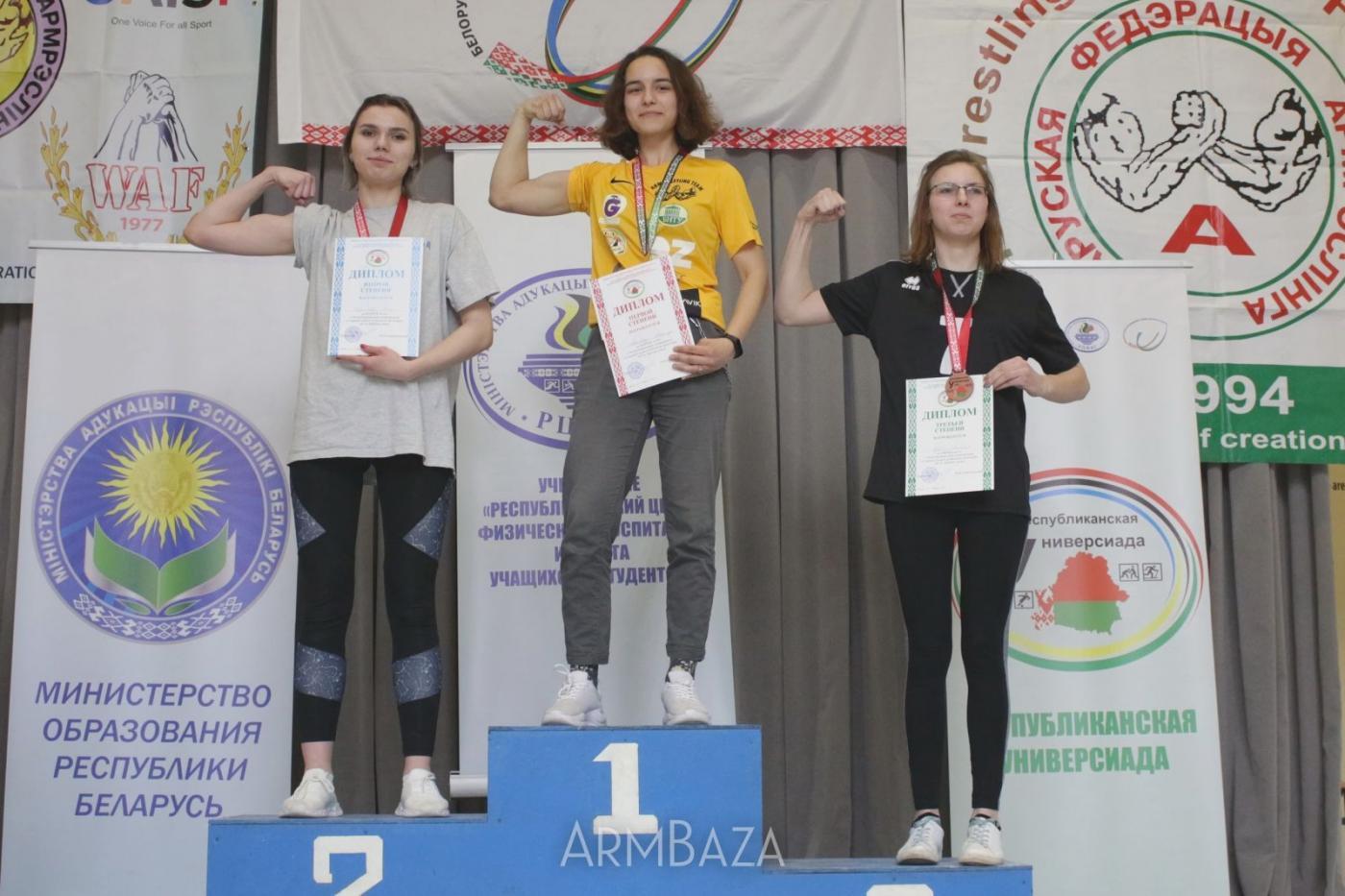Чемпионат по армрестлингу