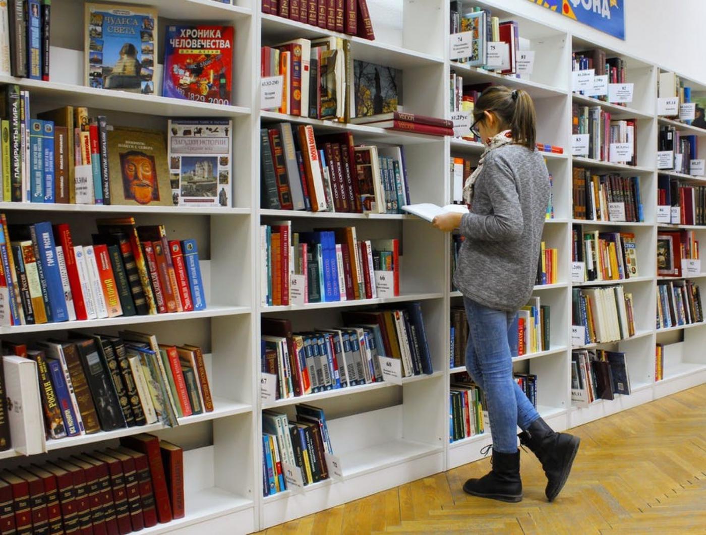 Научная библиотека БНТУ приветствует первокурсников!