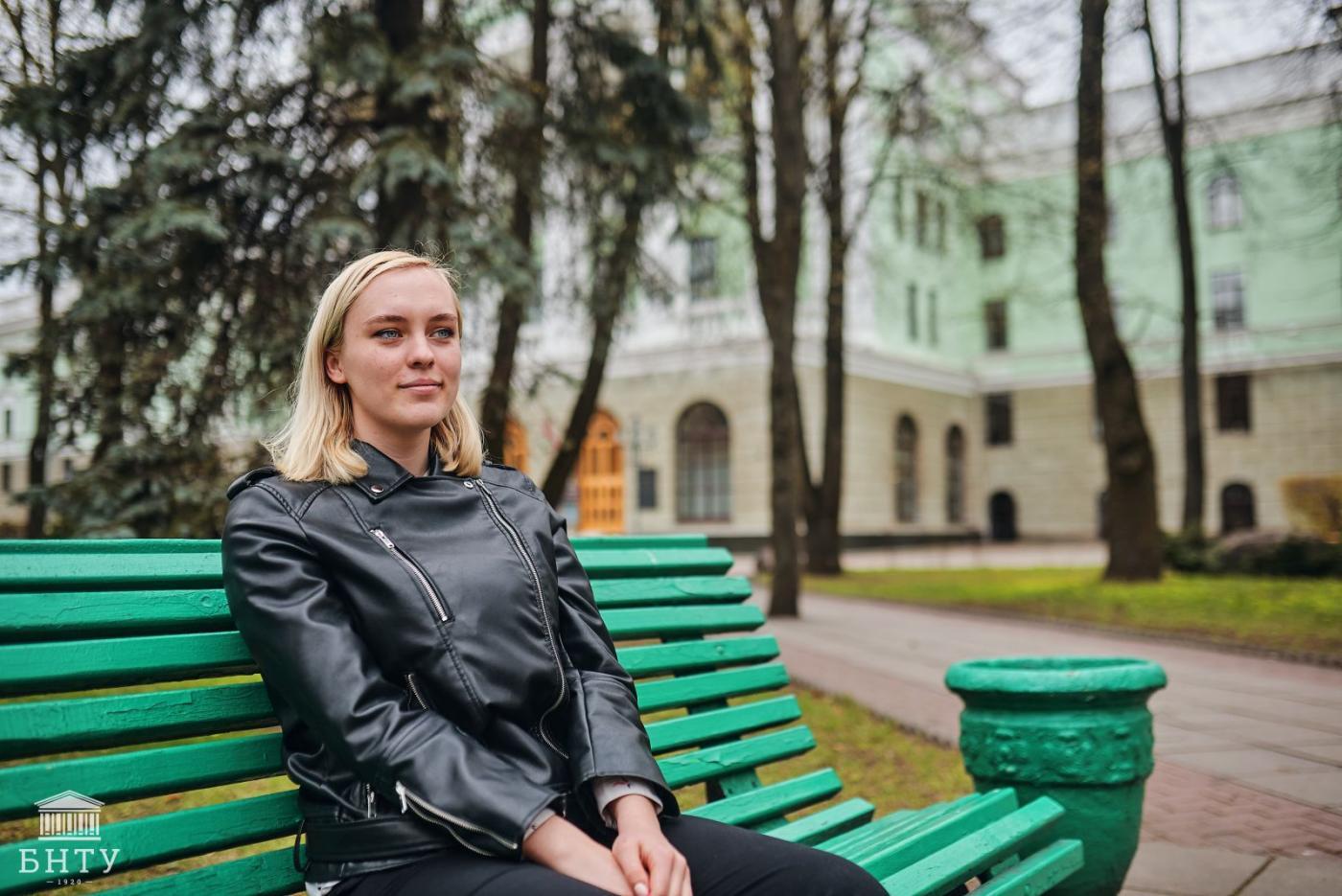 Ангелина Лукашевич о конкурсе «Студенты. Безопасность. Будущее»