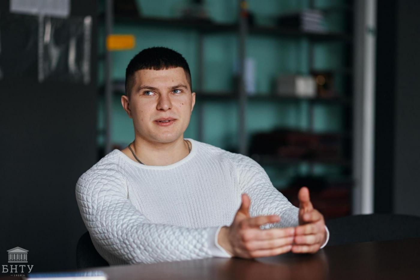 Василий Пашкевич: «Если бы счастье было главной валютой, я бы продолжил учиться в университете»