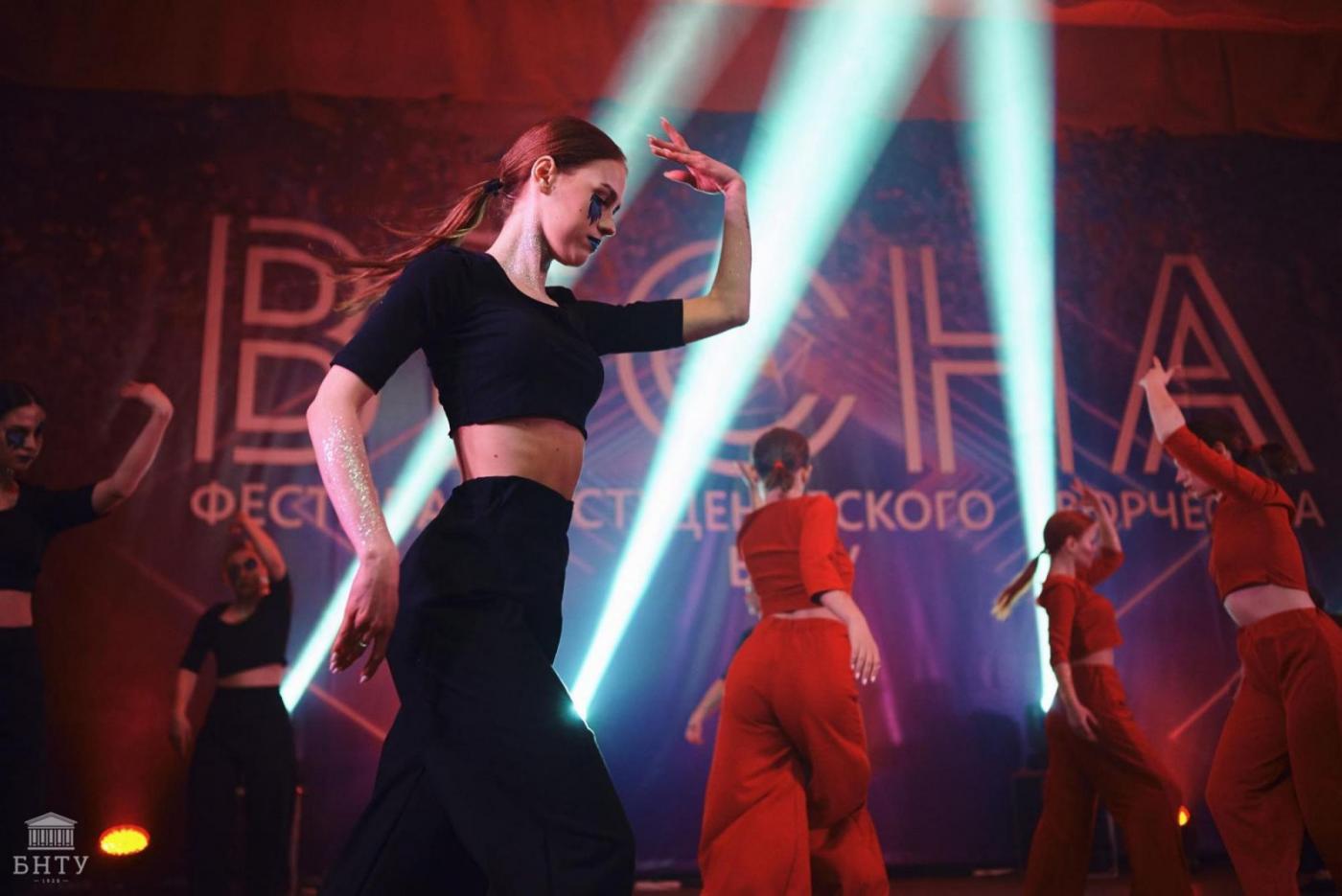 День танца на Весне БНТУ: как это было?