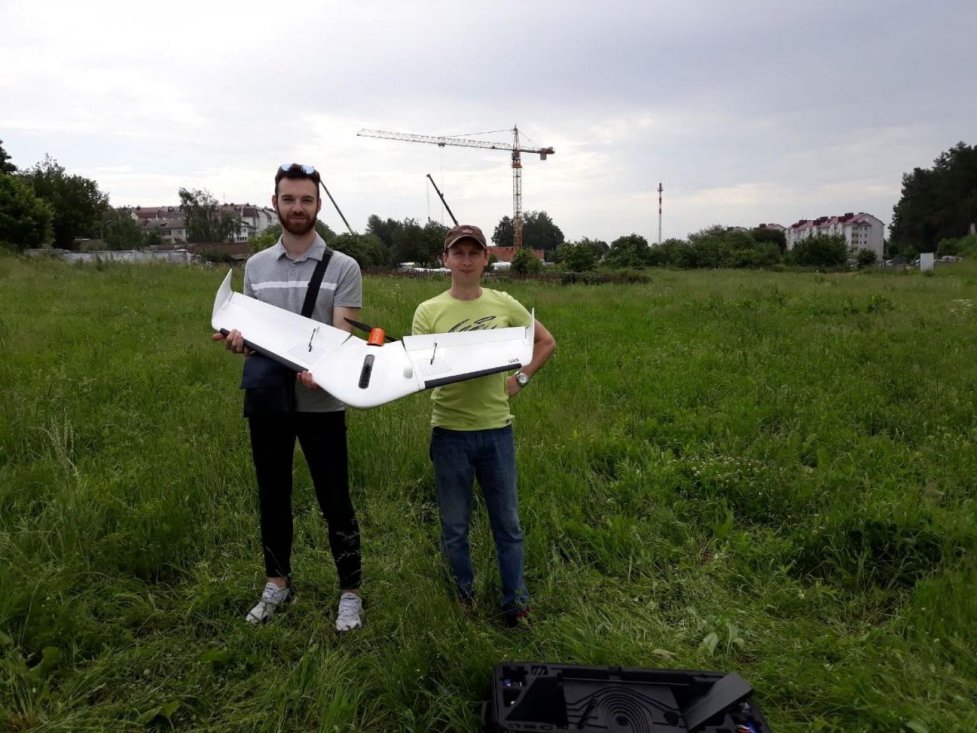 Студенты на практике – беспилотные летательные аппараты (МиТ, ФТК)