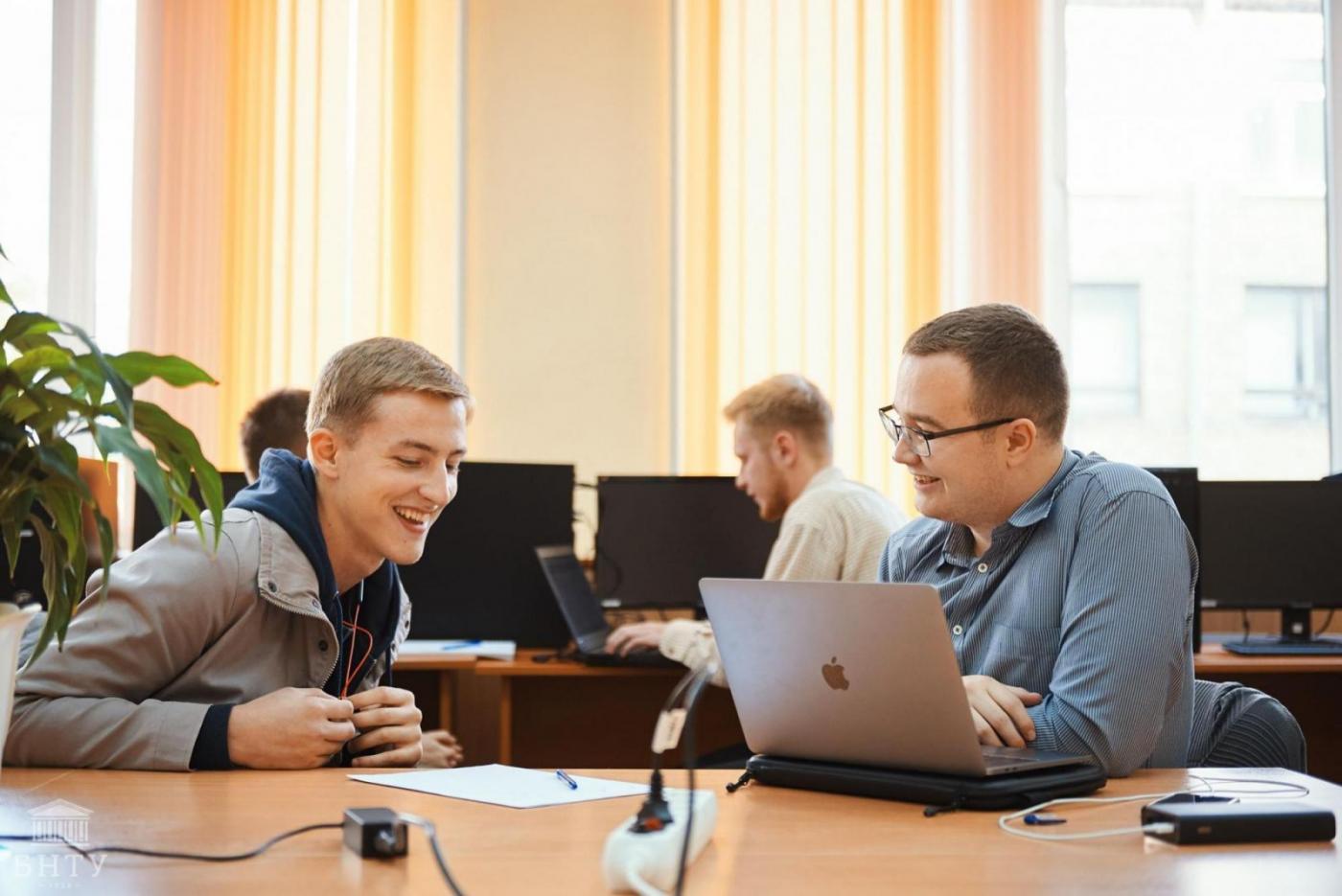 Обучение и работа в Netcracker для студентов