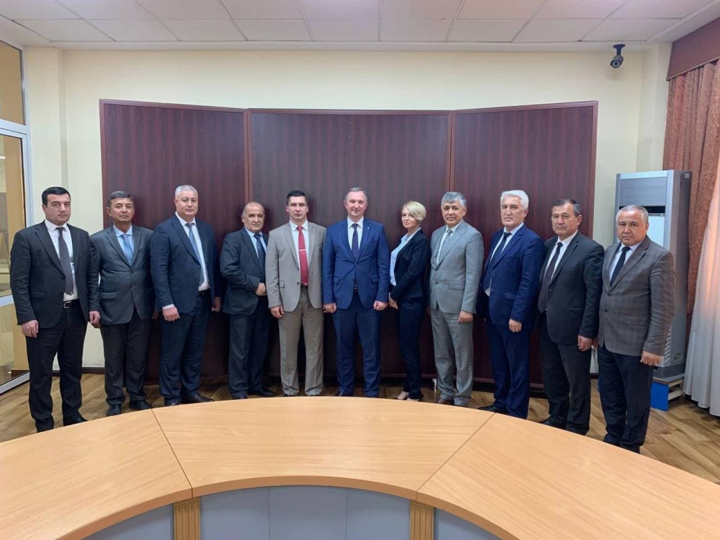 Делегация БНТУ посетила Ташкентский институт инженеров ирригации и механизации сельского хозяйства