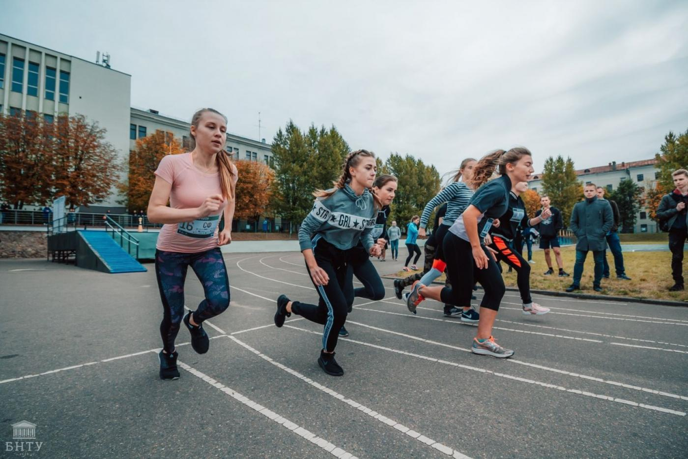 Как студенты БНТУ занимаются спортом?