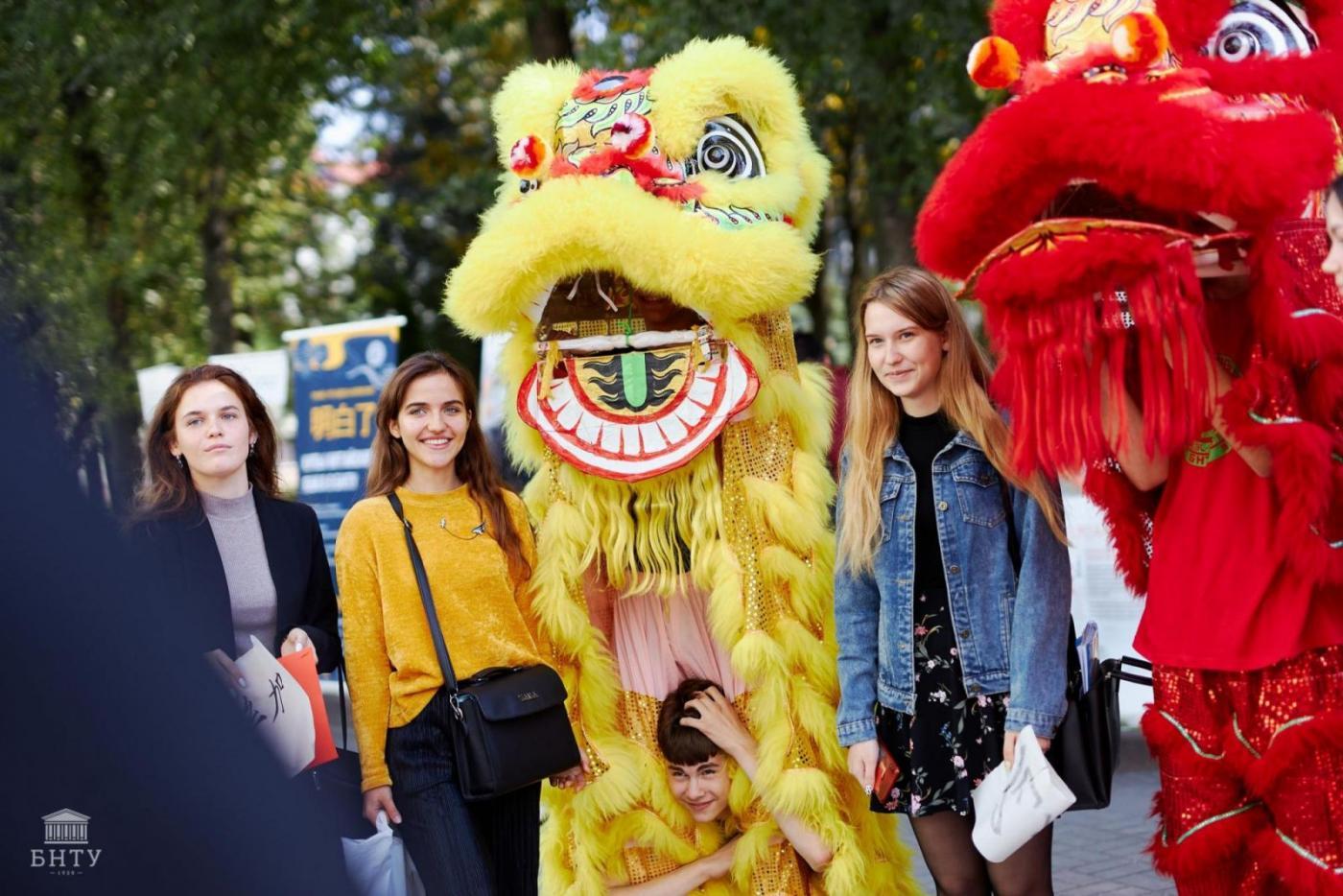 Как в БНТУ прошел праздник китайской культуры