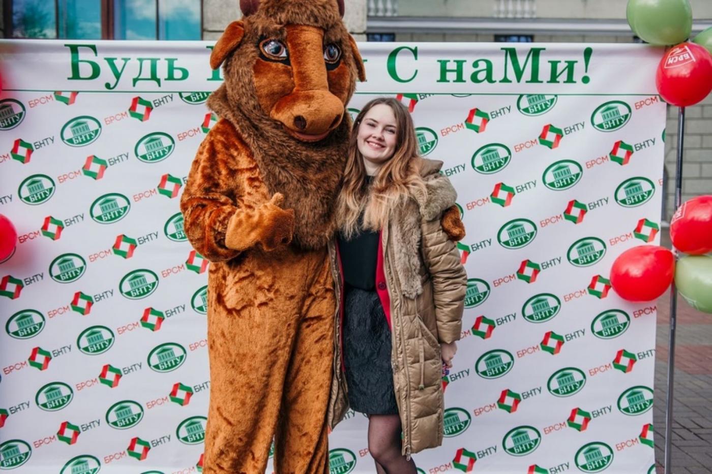 Университет в лицах: Ангелина Крыльчук