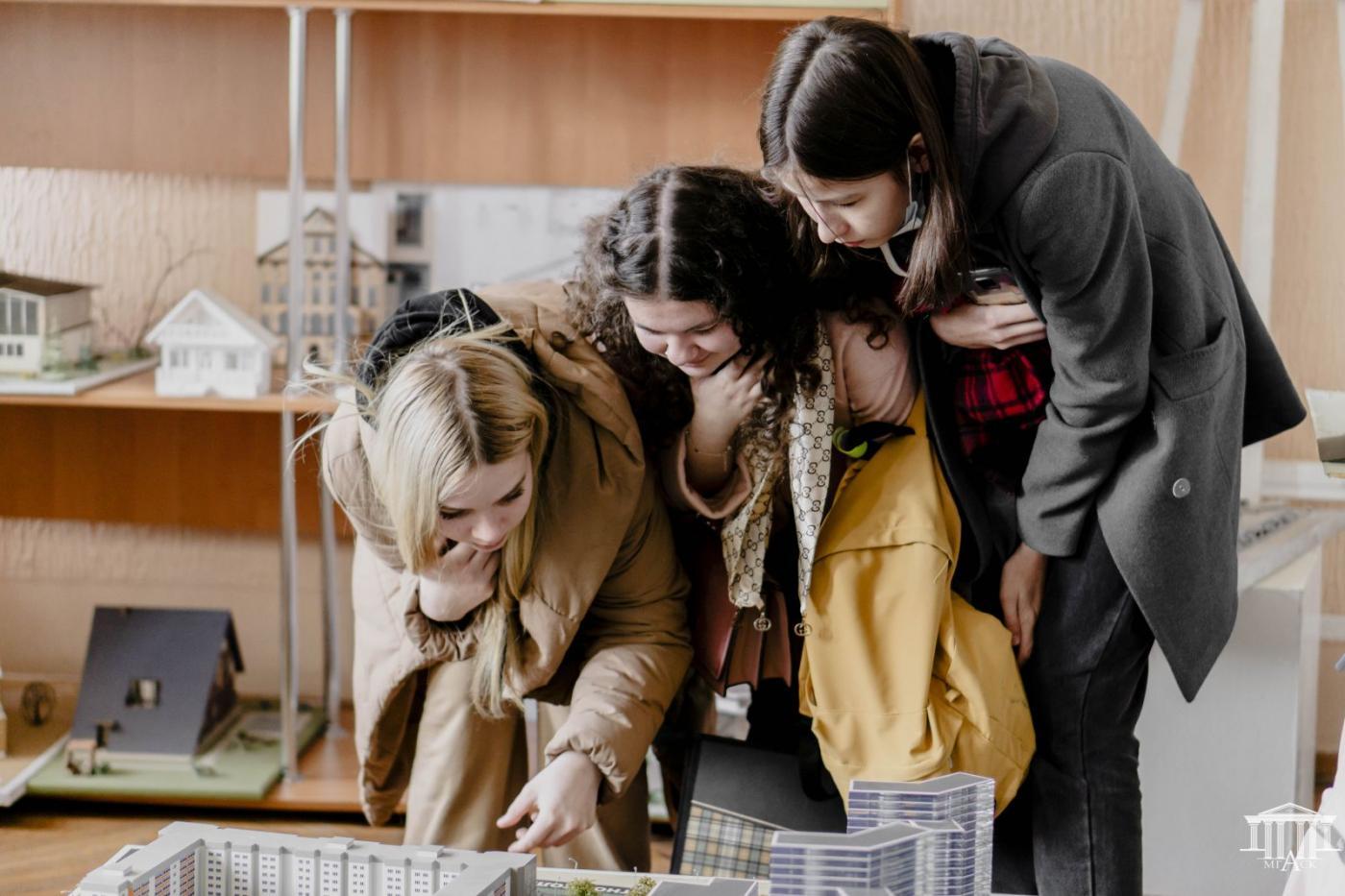 День открытых дверей в филиале БНТУ «МГАСК»