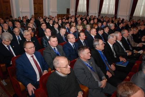 II Съезд ученых Республики Беларусь, секция  «Технические науки – Индустрия 4.0»