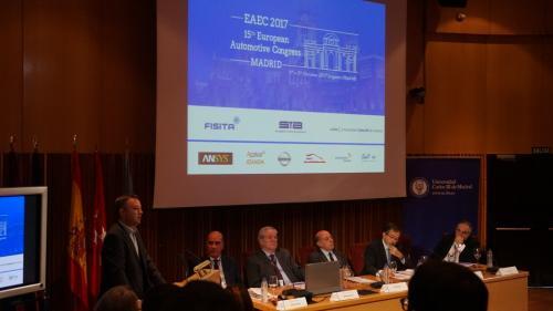 15-ый Европейский автомобильный конгресс «EAEC-2017»