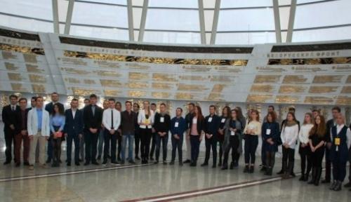 Церемония закрытия Межвузовского молодежного форума «Студенческая смена − 2017»