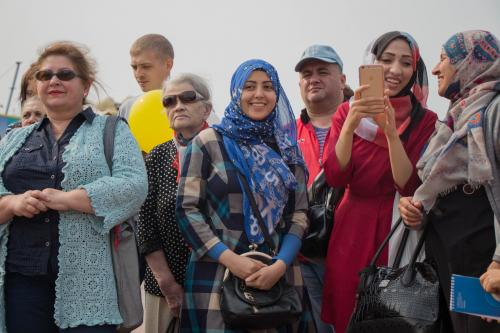 «Молодежный интерфэст на Комарах», посвященный 950-летию города Минска