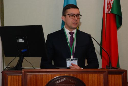Шестое заседание рабочей комиссии по координации деятельности научно-образовательного консорциума между высшими учебными заведениями и НИИ Республики Беларусь и Республики Казахстан