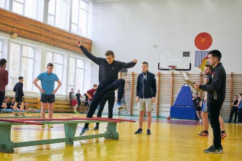 Финал общеуниверситетского конкурса «Кубок Дружин Политеха – 2017»