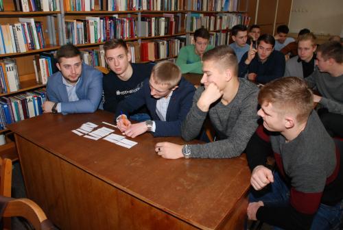 Общеуниверситетский конкурс «Кубок Дружин Политеха  − 2017»