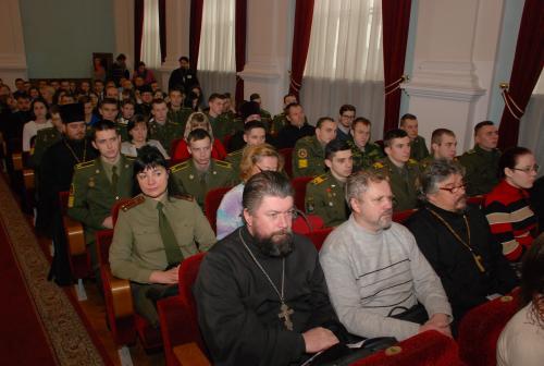 Третьи Белорусские Рождественские чтения «Нравственные ценности и будущее человечества»