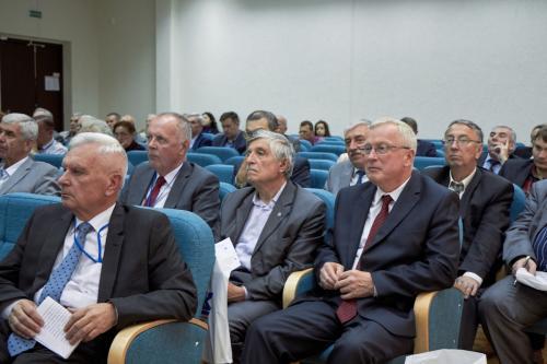 Заседание секции «Естественные и технические науки» в рамках международной научно-практической конференции «Системы государственной аттестации научных работников высшей квалификации»