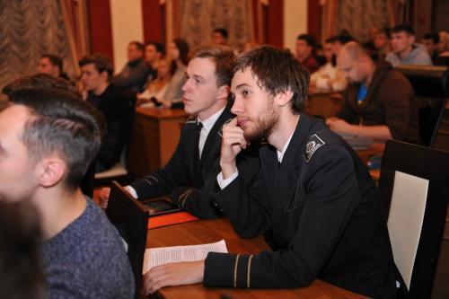Международная конференция в Тульском государственном университете
