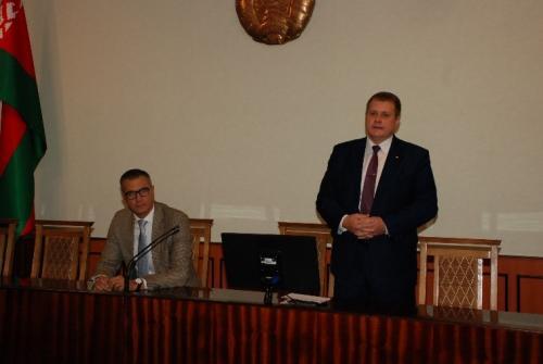 Единый день информирования по теме «Государственная информационная политика в Республике Беларусь: механизм реализации»