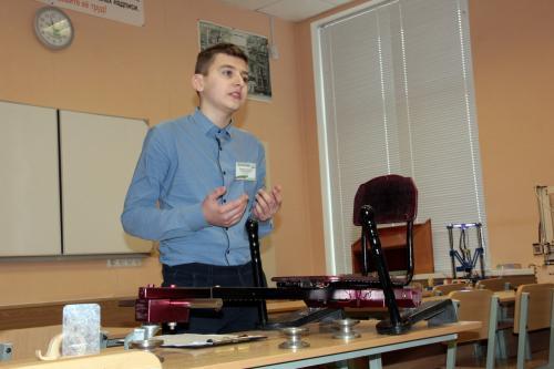 IX-й Республиканский конкурс научно-технического творчества «ТехноИнтеллект»